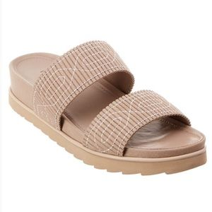 New In Box Donald Pliner Leather Sandals Size 6.5